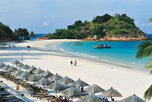 Tempat Wisata di Malaysia 24 Pulau Redang - Finansialku