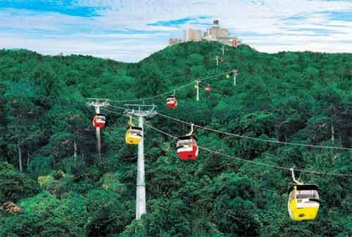 Tempat Wisata di Malaysia 28 Genting Highland - Finansialku