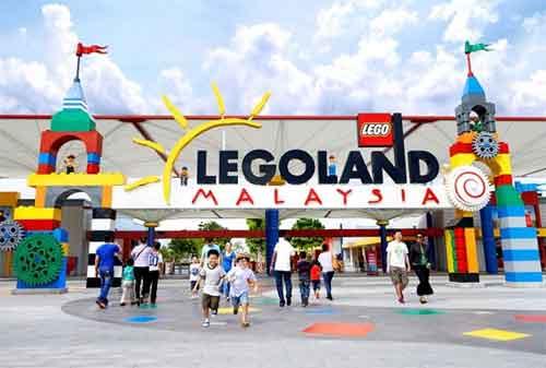Tempat Wisata di Malaysia 33 Legoland Malaysia - Finansialku