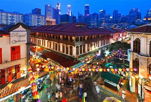 Tempat Wisata di Singapura 01 Chinatown - Finansialku