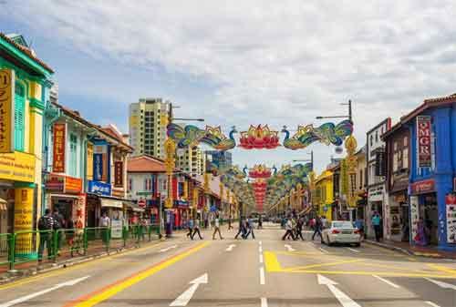 Tempat Wisata di Singapura 06 Little India - Finansialku