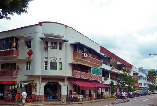 Tempat Wisata di Singapura 08 Tiong Bahru - Finansialku