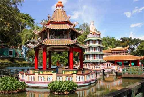 Tempat Wisata di Singapura 09 Haw Par Villa - Finansialku