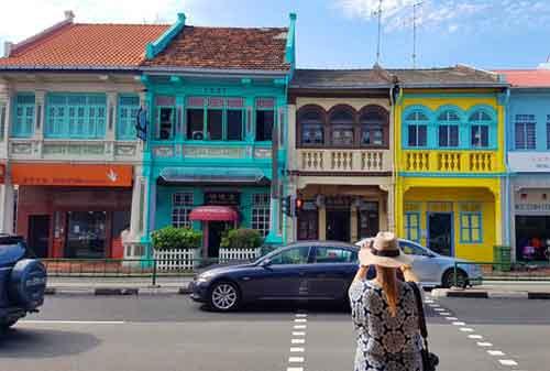 Tempat Wisata di Singapura 16 Katong - Finansialku