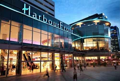 Tempat Wisata di Singapura 22 Harbourfront - Finansialku