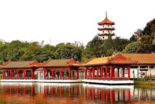 Tempat Wisata di Singapura 24 Chinese and Japanese Gardens - Finansialku