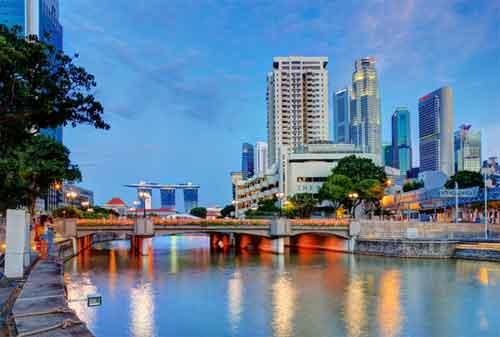 Tempat Wisata di Singapura 26 Singapore River - Finansialku
