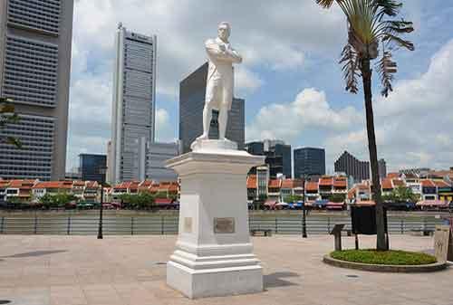 Tempat Wisata di Singapura 27 Raffles Landing Site - Finansialku