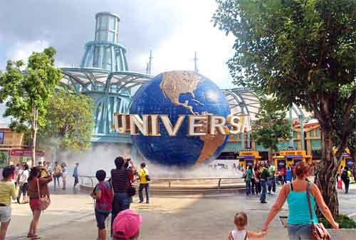 Tempat Wisata di Singapura 35 Universal Studio Singapore - Finansialku