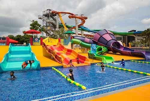 Tempat Wisata di Singapura 39 Wild Wild Wet - Finansialku