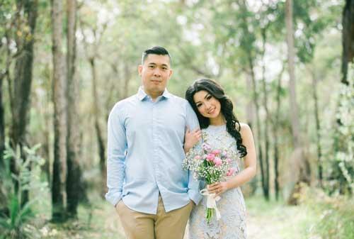 Trik Membuat Foto Prewedding Keren Dengan Biaya Minimal