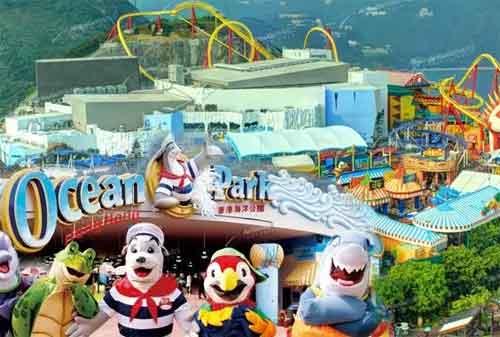 Wisata Hong Kong 03 Ocean Park Hong Kong - Finansialku