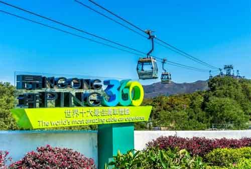 Wisata Hong Kong 06 Ngong Ping 360 - Finansialku