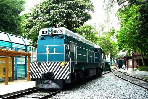 Wisata Hong Kong 10 Hong Kong Railway Museum - Finansialku