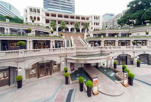Wisata Hong Kong 11 1881 Heritage - Finansialku