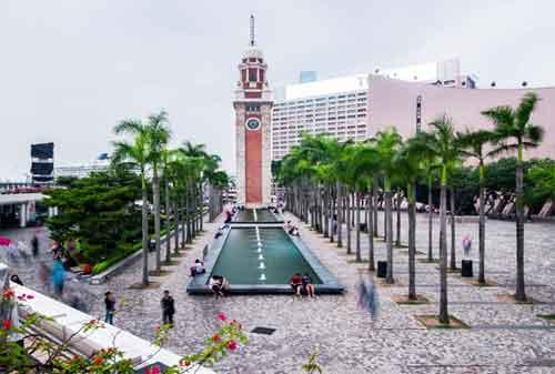 Wisata Hong Kong 12 Clock Tower - Finansialku