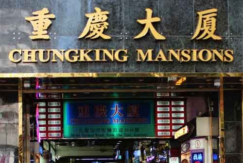 Wisata Hong Kong 15 Chungking Mansions - Finansialku