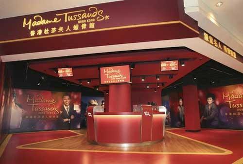 Wisata di Hong Kong 03 Museum Madame Tussaud - Finansialku
