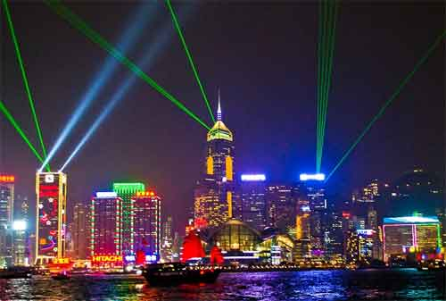 Wisata di Hong Kong 07 A Symphony of Lights - Finansialku