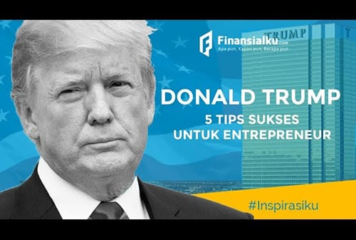 Tips Kisah Sukses Donald trump