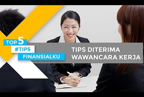 tips ampuh wawancara kerja