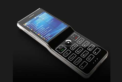 10 HP Termahal Di Dunia 03 Black Diamond VIPN Smartphone - Finansialku