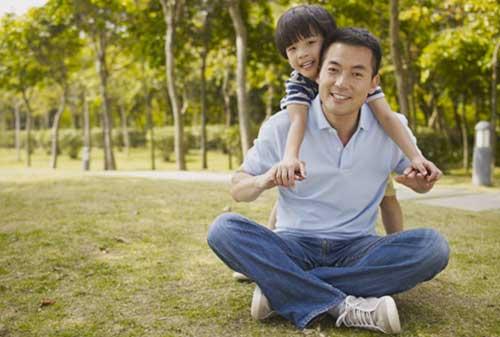 Penting!! 10 Tips Sukses Parenting untuk Single Dad