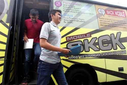 Supaya Tidak Salah Ketahui Syarat Membuat Skck Offline Dan