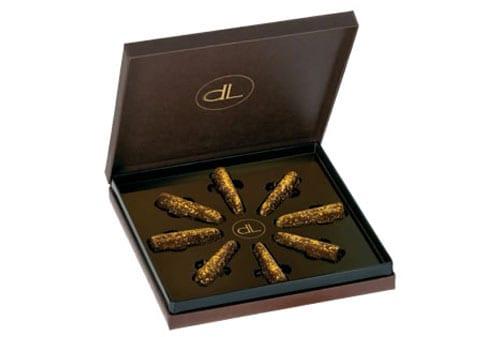 Coklat Termahal di Dunia 2 Delafee Edible Gold Creations Finansialku