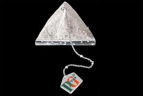 Daun Teh Termahal Di Dunia 02 PG Tips Diamond Tea Bag - Finansialku