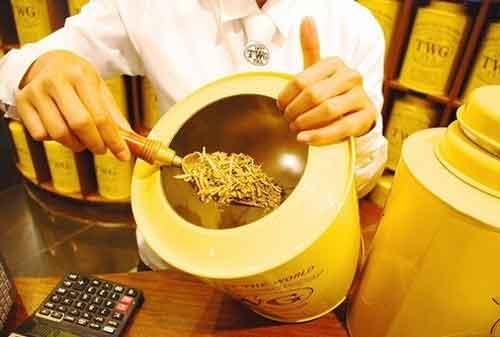 Daun Teh Termahal Di Dunia 06 Yellow Gold Tea Buds - Finansialku