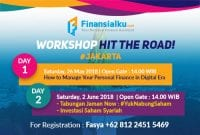 Event Workshop Hit The Road #Jakarta 500