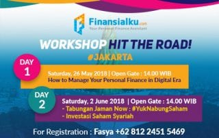 Event Workshop Hit The Road #Jakarta 500