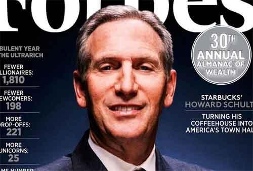 Kata Kata Motivasi Howard Schultz 05 - Finansialku
