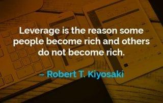 Kata-kata Motivasi Robert T. Kiyosaki Alasan Sebagian Orang Menjadi Kaya - Finansialku