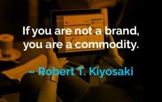 Kata-kata Motivasi Robert T. Kiyosaki Bukan Sebuah Merek - Finansialku