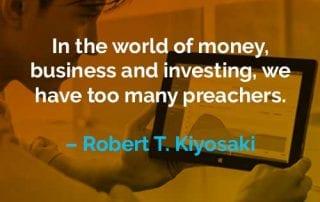 Kata-kata Motivasi Robert T. Kiyosaki Dunia Keuangan, Bisnis dan Investasi - Finansialku