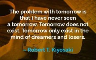 Kata-kata Motivasi Robert T. Kiyosaki Hari Esok Finansialku