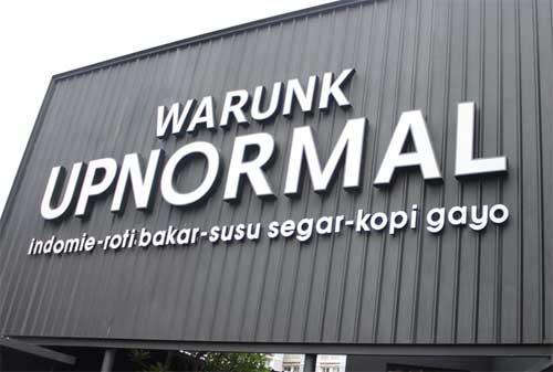 Kesuksesan Warunk Upnormal Rex Marindo 03 - Finansialku