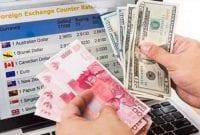 Nilai Tukar Rupiah Terhadap Dolar AS Makin Ngamuk Rp14.200 01 - Finansialku