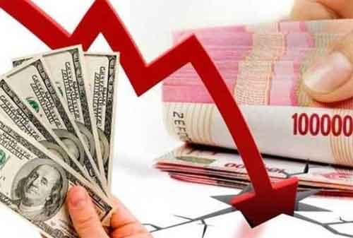 Nilai Tukar Rupiah Terhadap Dolar AS Makin Ngamuk Rp14.200 02 - Finansialku