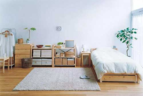 Hasil gambar untuk Minimalisasi Penggunaan Warna kamar