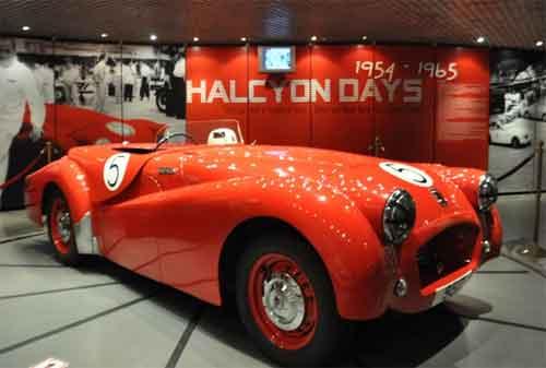 Tempat Wisata di Macau 03 Museum Gran Prix - Finansialku