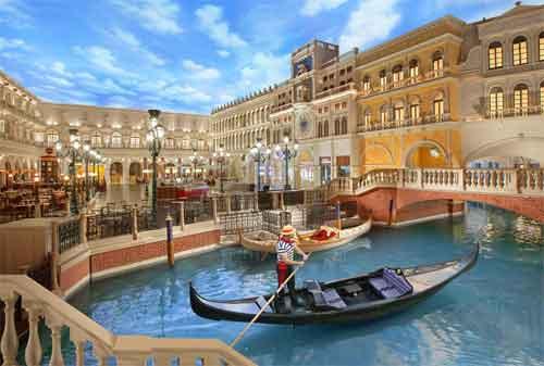 Tempat Wisata di Macau 04 Venetian Resort - Finansialku