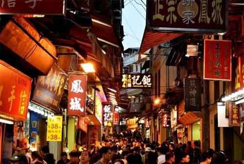 Tempat Wisata di Macau 06 Kwun Ya Kai - Finansialku