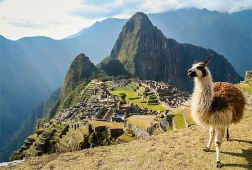 Tempat Wisata yang Akan Hilang Dari Muka Bumi 05 Machu Picchu - Finansialku