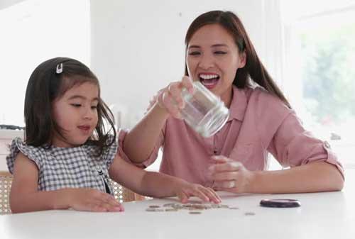 Cara Menanamkan Kesadaran Atur Uang Untuk Anak 02 - Finansialku