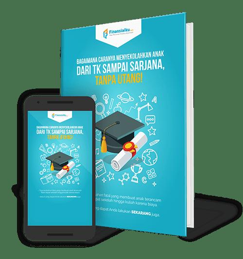 Ebook Dana Pendidikan Anak - Finansialku Mockup