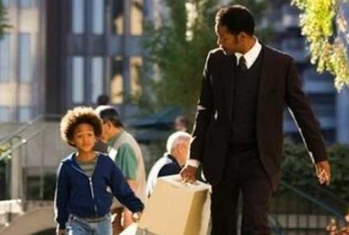 Film The Pursuit of Happyness 04 - Finansialku
