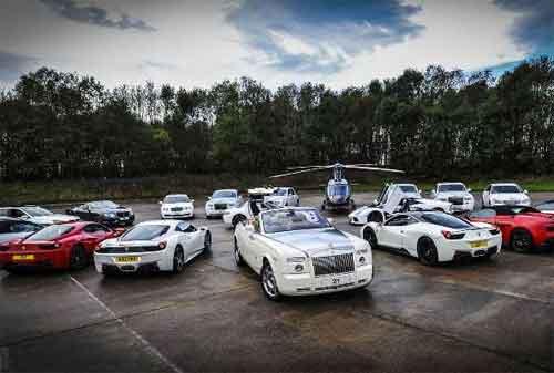 Jurus Ampuh Mengatur Keuangan Bagi Orang yang Hobi Koleksi Kendaraan 02 Mobil Sport Mewah - Finansialku